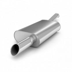 TUBO FLEXIVEL (CANELADO) 55X100