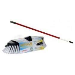 Escova com cabo extensível até 160cm para Lavagem Auto