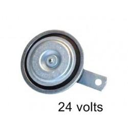 Buzina Electrica Normal Pi-Pi  24V