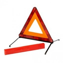 Triangulo Pre-Sinalizacao Compacto