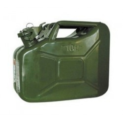 Jerry Can Metalico 10 lt