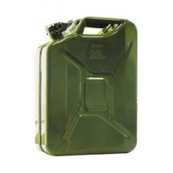 Jerry Can Metalico 20 lt