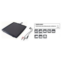 Painel Solar para manutenção da bateria 12V (até 200A)