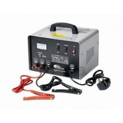 Carregador Bateria Profissional 30 Amp 12V e 24V