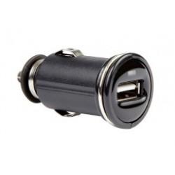 Carregador de Corrente 12/24V c/ entrada USB