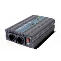 Conversor 12V 1000W com entrada USB
