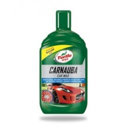 Turtle Wax Cera Liquida para Automovel com Carnauba 500 ml