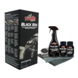 Turtle Wax Kit Detalhe Black Box