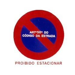 Placa Artigo 50